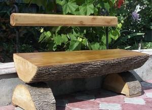 Как сделать самостоятельно скамейку для беседки