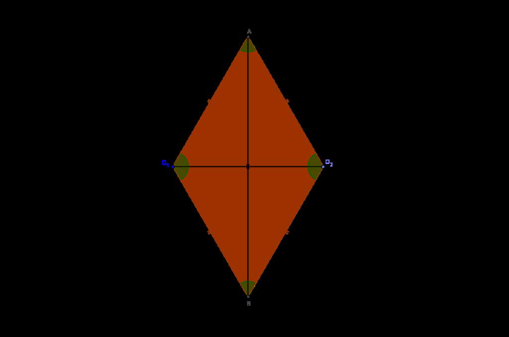 Пересекающиеся окружности для построения шестигранника