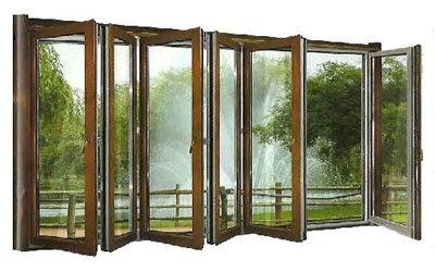 Сдвижные окна для беседки могут быть холодного (алюминий) либо теплого остекления (утепленный алюминий, пластик, дерево)