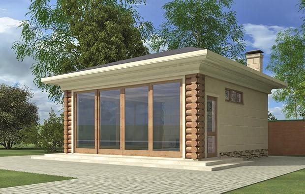 Закрытая постройка потребует приобретения строительного материала