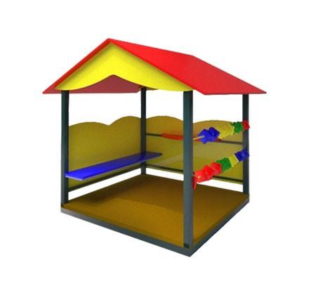 Домик для детских площадок