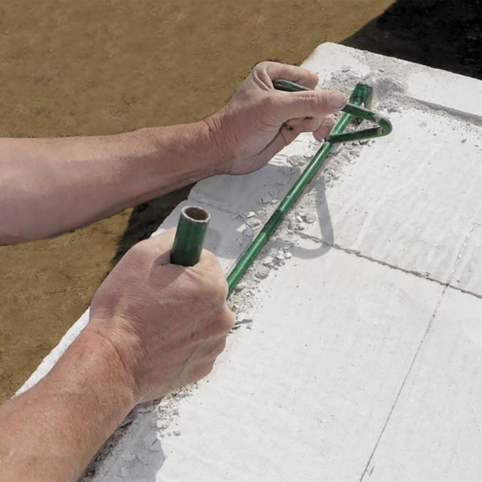 Армирование блочной стены