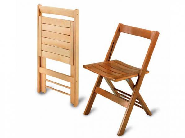 Деревянный складной стул своими руками