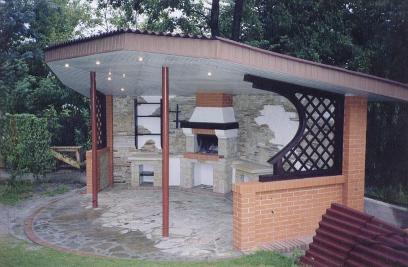 Какие встречаются постройки и дизайнерские оформления