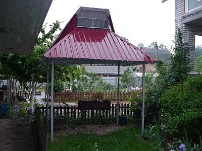 Крыши и ремонт гаражей