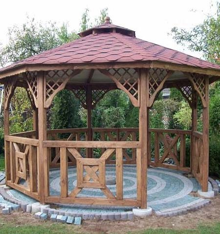 Проект многогранной деревянной модели