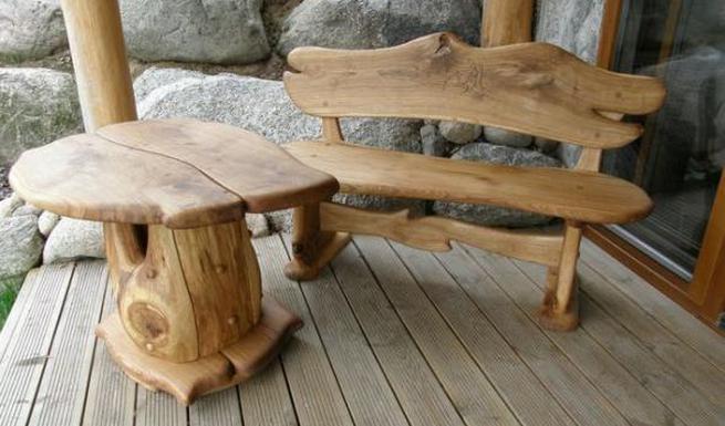 Самостоятельно сделать лавочки и столы для беседки из дерева сможет любой человек, имеющий минимальные навыки столярного дела.
