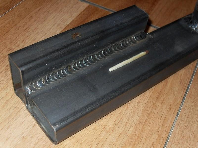 Правильный шов для сварки профильной трубы