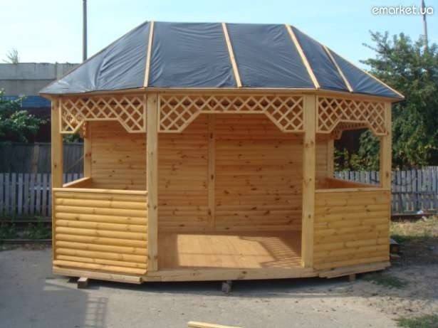 Применяем деревянную вагонку