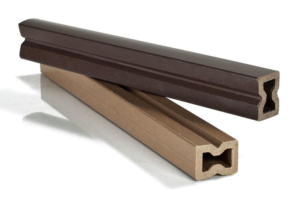 Лаги для террасы из композитного материала