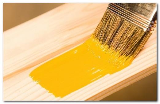Эффективным средством защиты дерева является краска.