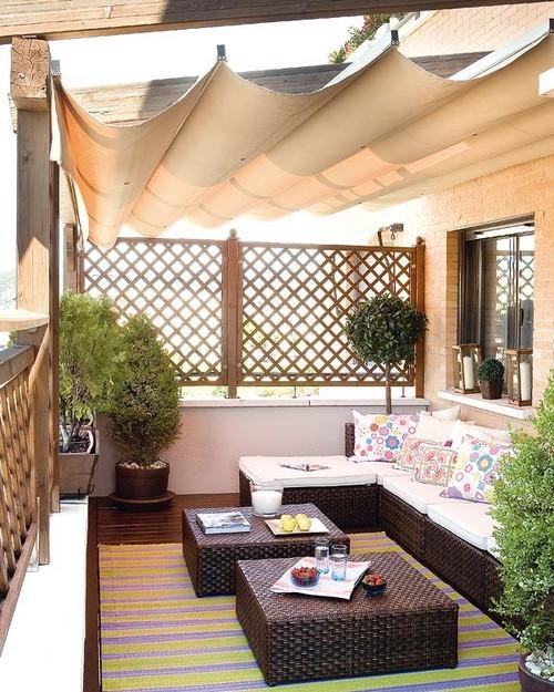Террасы и балконы своими руками 982