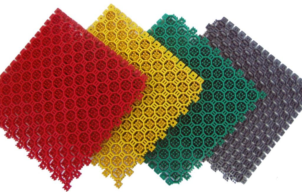 Пластиковые модули для покрытия террас