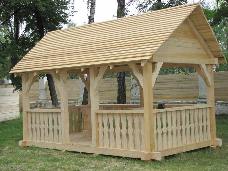 Простейшим вариантом для строительства своими руками является постройка квадратной или прямоугольной конфигурации.