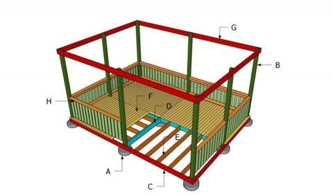 Наброски проекта помогут эффективно использовать материал и избежать технических ошибок.