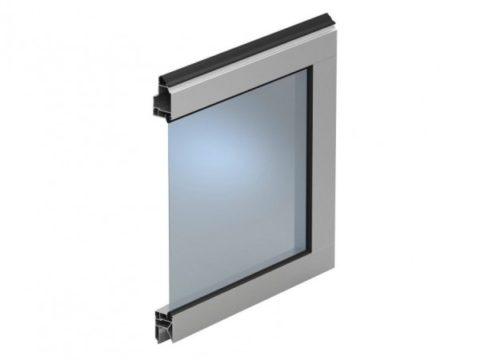 Одинарное стекло