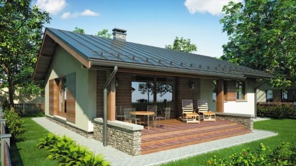 Каркасные дома под ключ недорого в СПб - Проекты и цены