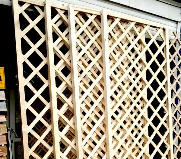 Решетка на окна деревянные своими руками