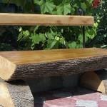 Как изготовить своими руками скамейки для беседки: варианты