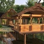 Беседки для дачи деревянные: строим сами