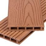 Как и где применяется террасная доска из древесно полимерного композита