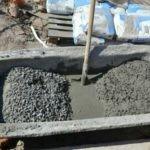 Бетонный раствор: смешиваем цемент с песком