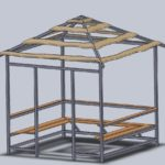 Проект шестигранной конструкции