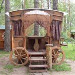 Сказочная карета
