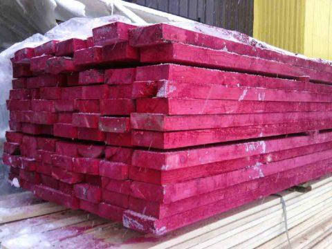 Диффузионный метод обработки древесины