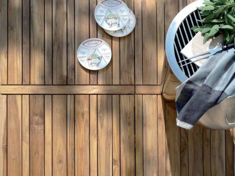 Импрегнаты могут обеспечить декоративность террасной доски