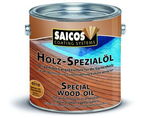 Вариант импрегната – цветное масло