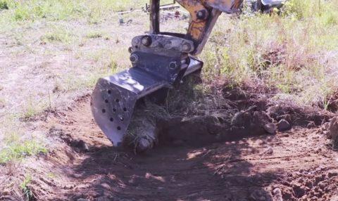 Избавьтесь от растительной поверхности грунта