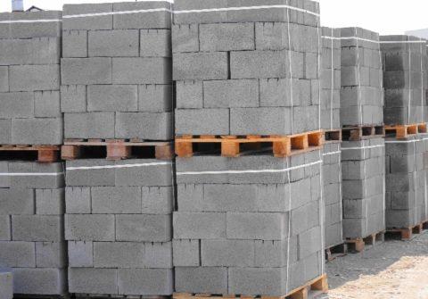 Керамзитобетонные блоки — недорогой и качественный вариант