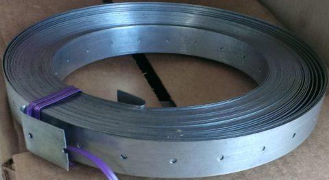 Монтажная лента толщиной 2 мм очень прочна