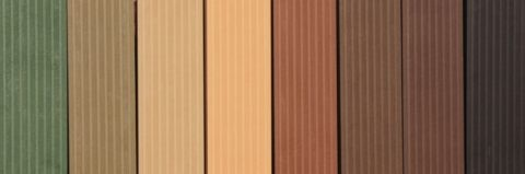 Цветовая палитра включает в себя как минимум несколько вариантов