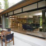 Веранда стала логическим продолжением концепции интерьера дома