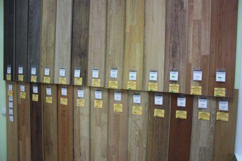 Стеновые панели МДФ характеризуются широким ассортиментом оттенков лицевого слоя