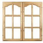 Типовая модель окна