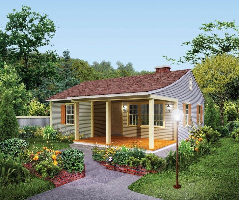 Проекты домов двухэтажных с верандой