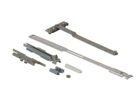 Ножницы для поворотно-откидного механизма оконной рамы