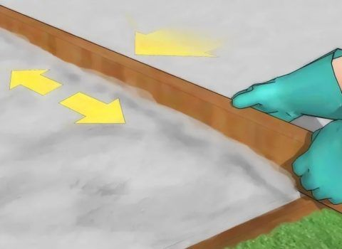 Как правильно протягивать бетонную смесь