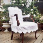Садовое кресло с накидкой-чехлом