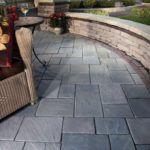 Применение каменной плитки разной конфигурации